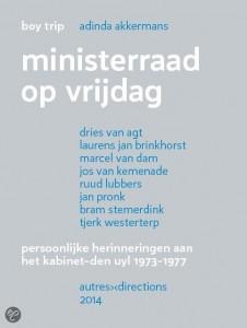 ministerraadopvrijdag