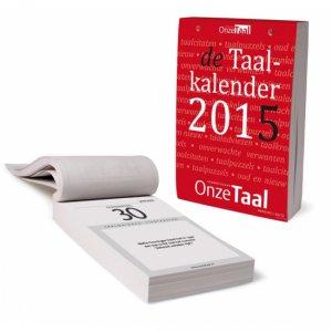 Taalkalender2015