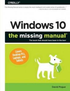 Windows10TheMissingManual